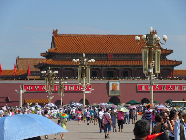 Day 1 in China – Beijing!