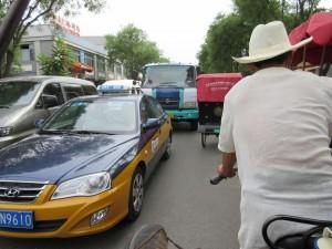 19.RickshawTraffic