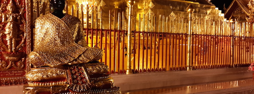 Doi Suthep Buddhist Monastery – a 4 Day Meditation Retreat