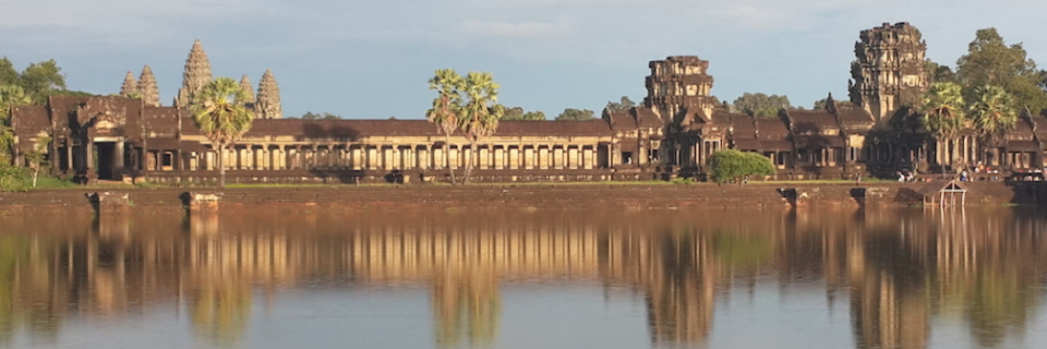 Angkor Wat – Wandering Among the Temples