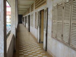 S21 Prison, Former School