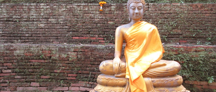 Expressions of Buddha – Postures and Mudras