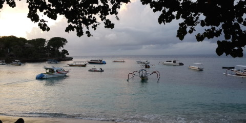 Nusa Lembongan: Finally, Bali!