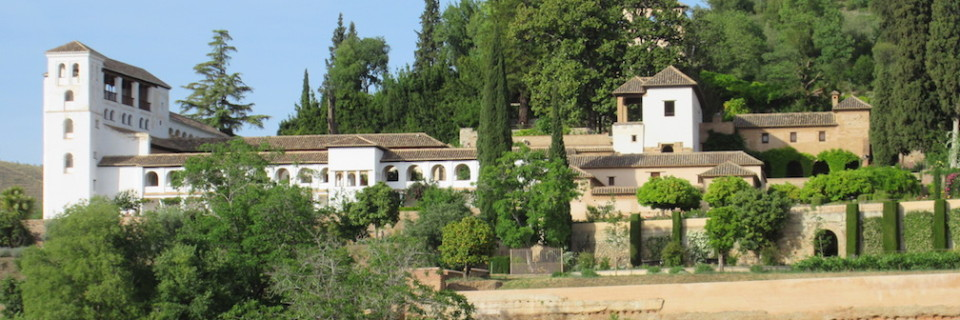 Granada:  Palaces and Olive Oil