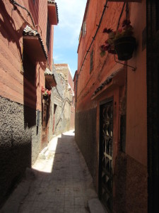 Another typical alley /  street.