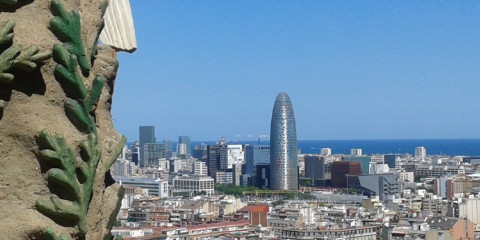 Barcelona:  Gone Gaudi