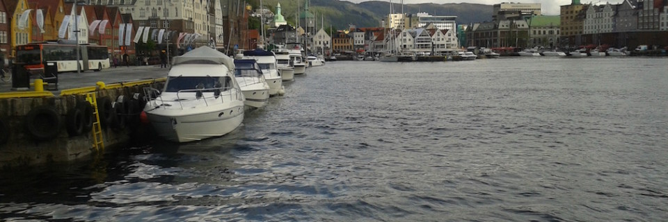 Bergen:  Gateway to the Fjords!