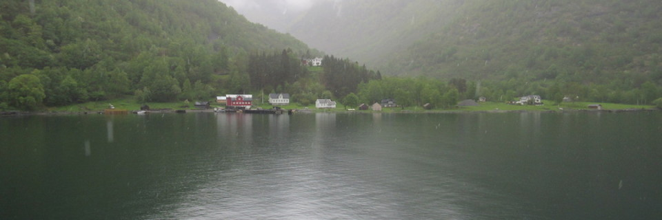 Venturing through The Fjords